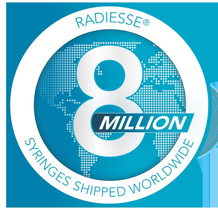 8 Mio Sticker